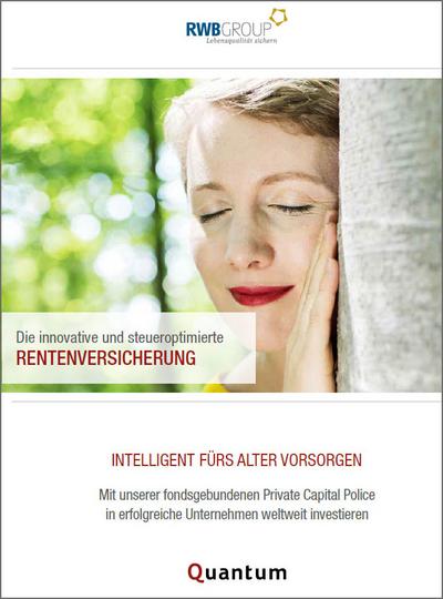 Titelbild der PCP Produktbroschüre