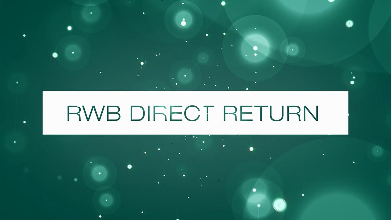 Video-Titelbild zum RWB Direct Return