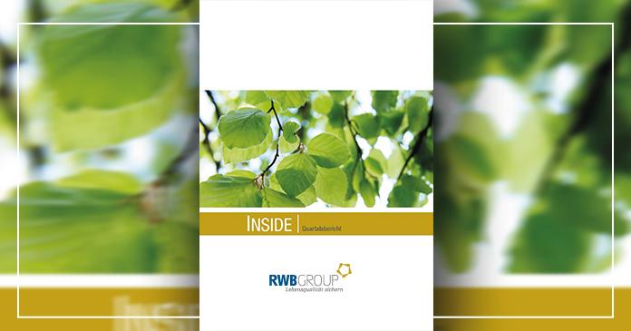 Titelblatt der RWB Inside (gesamt)